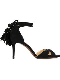 Босоножки С Кисточками L' Autre Chose                                                                                                              чёрный цвет