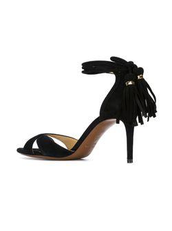 Босоножки С Кисточками L' Autre Chose                                                                                                              черный цвет