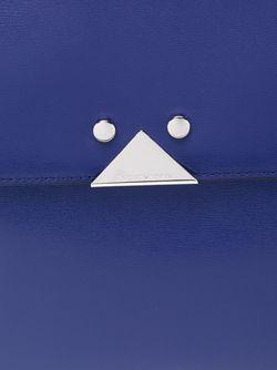 Сумка-Тоут Blu Deco Emporio Armani                                                                                                              синий цвет