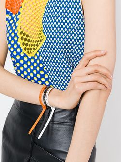 Cable Tie Bracelets Christopher Kane                                                                                                              многоцветный цвет