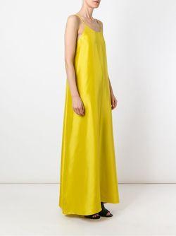 Платье Todisha Erika Cavallini                                                                                                              желтый цвет