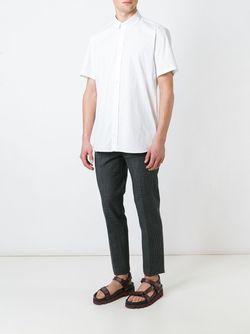 Рубашка С Короткими Рукавами Joseph                                                                                                              белый цвет