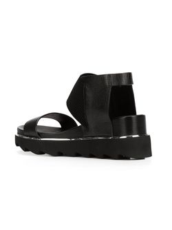 Rico Sandals United Nude                                                                                                              чёрный цвет