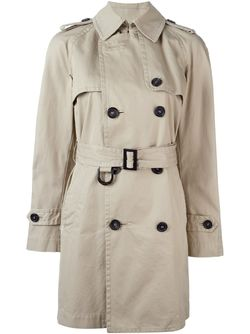 Classic Trench Coat Dsquared2                                                                                                              Nude & Neutrals цвет