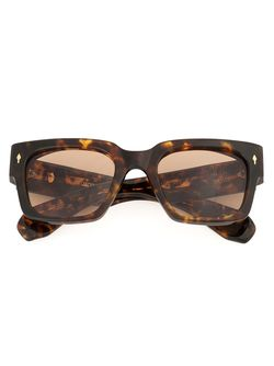 Enzo Sunglasses Jacques Marie Mage                                                                                                              коричневый цвет
