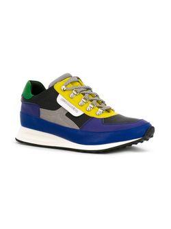 Кроссовки Дизайна Колор-Блок Dsquared2                                                                                                              многоцветный цвет