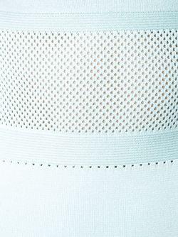 Perforated Detail Dress Cushnie Et Ochs                                                                                                              синий цвет