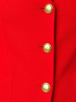 Приталенный Пиджак Tagliatore                                                                                                              красный цвет