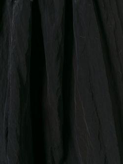 Асимметричная Юбка Saul Christian Wijnants                                                                                                              чёрный цвет