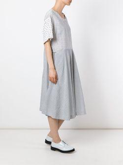 Acacia Dress Henrik Vibskov                                                                                                              белый цвет