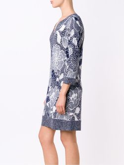 Miri Dress Diane Von Furstenberg                                                                                                              синий цвет