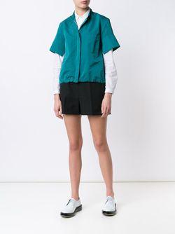 Drawstring Jacket Jil Sander                                                                                                              зелёный цвет