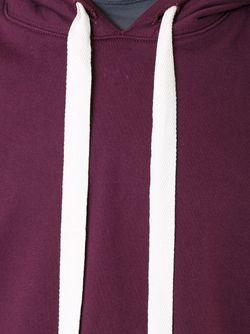 Свитер С Капюшоном Legacy Fleece Bassike                                                                                                              розовый цвет