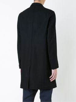 Классическое Пальто Bassike                                                                                                              чёрный цвет