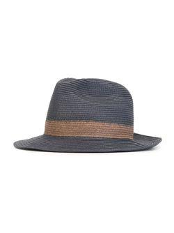 Colour Block Hat Etro                                                                                                              синий цвет