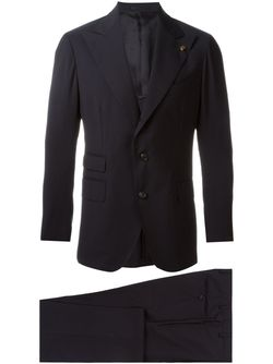 Two-Piece Suit GABRIELE PASINI                                                                                                              чёрный цвет