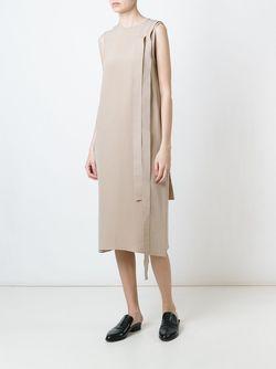 Shoulder Strings Day Dress Joseph                                                                                                              Nude & Neutrals цвет