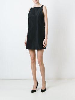 Платье Без Рукавов Rochas                                                                                                              черный цвет