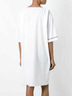 Платье Шифт Wunderkind                                                                                                              белый цвет