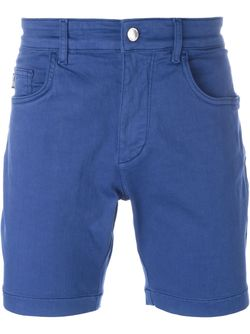 Denim Shorts Love Moschino                                                                                                              синий цвет