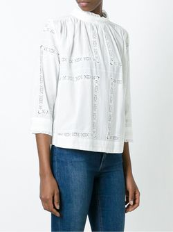 Блузка С Длинными Рукавами Sea                                                                                                              белый цвет