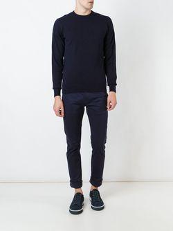 Классическая Толстовка Paul Smith Jeans                                                                                                              синий цвет
