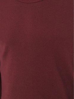 Приталенная Толстовка KAZUYUKI KUMAGAI                                                                                                              красный цвет