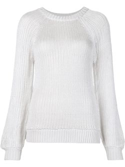 Crew Neck Sweater Maiyet                                                                                                              белый цвет