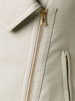 Off-Centre Zip Fitted Jacket Maiyet                                                                                                              Nude & Neutrals цвет