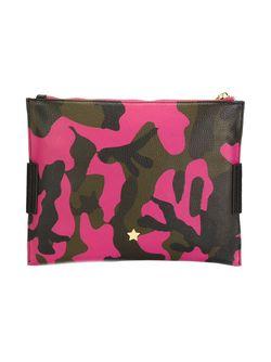 Kami Clutch Bag Ash                                                                                                              чёрный цвет