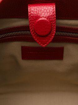 Сумка-Хобо Legend Alexander McQueen                                                                                                              красный цвет