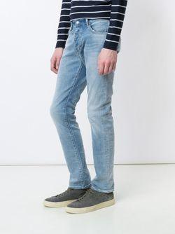 Stone Washed Jeans NEUW                                                                                                              синий цвет