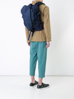 Cordura And Nylon Backpack Meanswhile                                                                                                              синий цвет