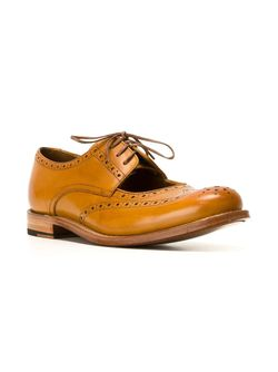 Cut-Out Brogues Grenson                                                                                                              Nude & Neutrals цвет