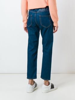 Джинсы На Молнии Vivienne Westwood Anglomania                                                                                                              синий цвет