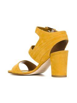 Босоножки Laurence Dacade                                                                                                              желтый цвет