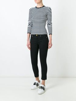 Sailor Stripe Sweater Michael Michael Kors                                                                                                              белый цвет