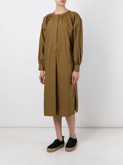Платье Dolphin Sofie D'Hoore                                                                                                              коричневый цвет