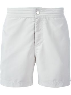 Classic Swim Shorts Brunello Cucinelli                                                                                                              серый цвет