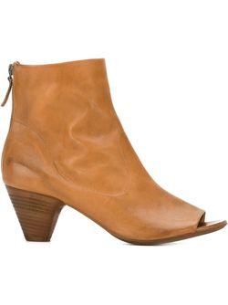 Low Heel Booties Marsell                                                                                                              Nude & Neutrals цвет