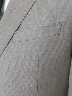 Костюм-Двойка Armani Collezioni                                                                                                              серый цвет