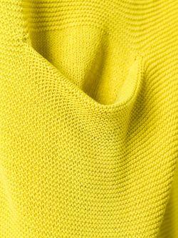 Кардиган Kusi Christian Wijnants                                                                                                              желтый цвет