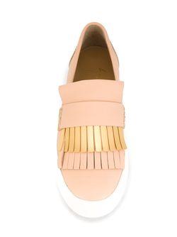 Кеды-Слипон Naomi Giuseppe Zanotti Design                                                                                                              розовый цвет