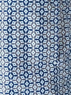 Tile Print Swim Shorts Kiton                                                                                                              серый цвет