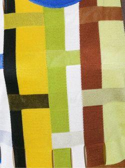 Платье С Принтом Missoni                                                                                                              желтый цвет