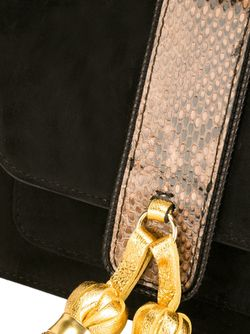 Tassel Detail Shoulder Bag L' Autre Chose                                                                                                              чёрный цвет