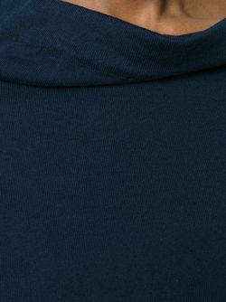 Jap Knit T-Shirt SOCIETE ANONYME                                                                                                              синий цвет