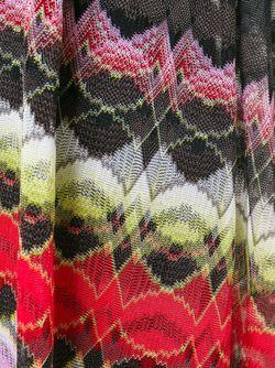 Long Wavy Pattern Cargidan Missoni                                                                                                              черный цвет