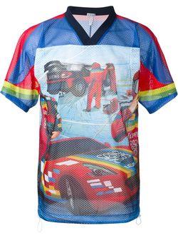 Racing Nascar Print T-Shirt Loewe                                                                                                              многоцветный цвет