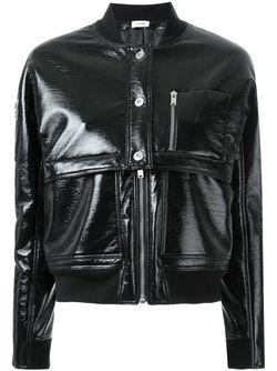 Куртка-Бомбер Pockets Courreges                                                                                                              чёрный цвет
